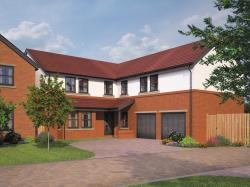Detached House For Sale  Audlem Staffordshire CW3