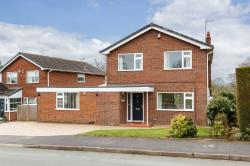 Detached House For Sale Audlem Crewe Staffordshire CW3