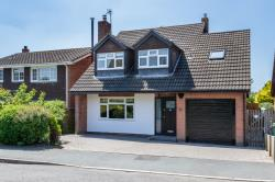 Detached House For Sale  Woore Staffordshire CW3