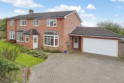 Detached House For Sale Upper Bucklebury Reading Berkshire RG7