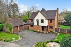 Detached House For Sale  Highclere Hampshire RG20