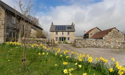 Detached House For Sale Llangattock Crickhowell Powys NP8
