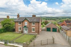 Detached House For Sale  Marton Powys SY21