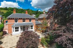 Detached House For Sale Powys Newtown Powys SY16