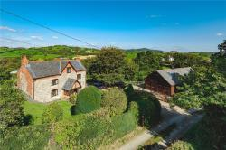 Detached House For Sale Powys  Powys SY16