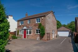 Detached House For Sale  Walpole St Peter Norfolk PE14