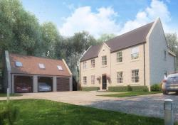 Detached House For Sale  Doddington Cambridgeshire PE15