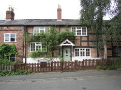 Terraced House For Sale Davenham Northwich Cheshire CW9