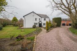 Detached House For Sale Leftwich Northwich Cheshire CW9
