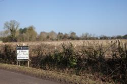 Land For Sale  Saham Hills Norfolk IP25