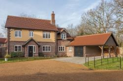 Detached House For Sale  Saham Toney Norfolk IP25