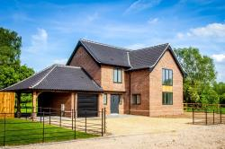 Detached House For Sale  Ickburgh Norfolk IP26