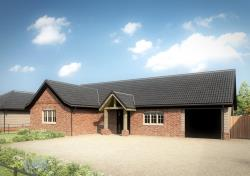 Detached Bungalow For Sale Swan Lane Shipdham Norfolk IP25