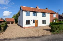 Semi Detached House For Sale  Old Buckenham Norfolk NR17