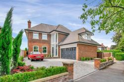 Detached House For Sale  Burton Joyce Nottinghamshire NG14