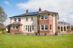Detached House For Sale Evertown Canonbie Dumfries and Galloway DG14