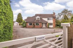 Detached House For Sale Knockin Heath Shrewsbury Shropshire SY10