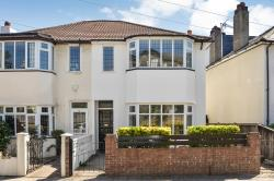 Semi Detached House For Sale Queens Crescent Southsea Hampshire PO5
