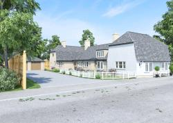 Detached House For Sale Bluntisham Huntingdon Cambridgeshire PE28