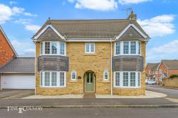Detached House For Sale  Stamford Lincolnshire PE9