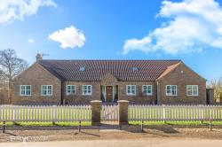 Detached House For Sale  Gedney Lincolnshire PE12
