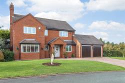 Detached House For Sale Hawcroft Longdon Staffordshire WS15