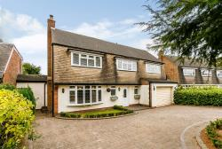 Detached House For Sale Streetly Sutton Coldfield West Midlands B74