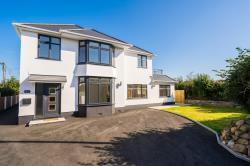 Detached House For Sale  Bishopston West Glamorgan SA3