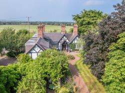 Detached House For Sale Peckforton Tarporley Cheshire CW6