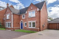 Detached House For Sale Nr Chester Tarporley Cheshire CW6