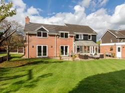 Detached House For Sale  Mickle Trafford Cheshire CH2