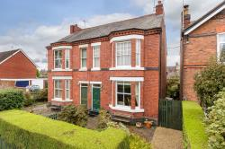 Semi Detached House For Sale North Crofts Nantwich Cheshire CW5