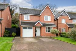 Detached House For Sale Cartlake Close Nantwich Cheshire CW5