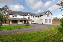 Detached House For Sale  Tiverton Cheshire CW6
