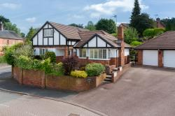 Detached Bungalow For Sale  Audlem Staffordshire CW3