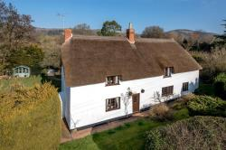 Detached House For Sale Crowcombe Taunton Somerset TA4