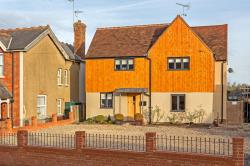 Detached House For Sale Hare Street Buntingford Hertfordshire SG9