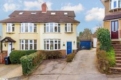 Semi Detached House For Sale  Hertford Hertfordshire SG14