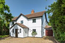 Detached House For Sale  Woolmer Green Hertfordshire SG3