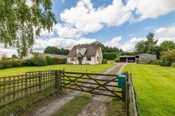 Detached House For Sale Nr Hare Street Buntingford Hertfordshire SG9