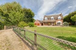 Detached House For Sale  Sacombe Hertfordshire SG12