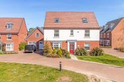 Detached House For Sale  High Cross Hertfordshire SG11