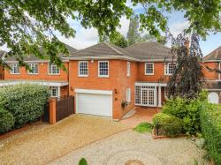 Detached House For Sale Mirfield Road Solihull West Midlands B91