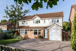 Detached House For Sale Hillfield Solihull West Midlands B91