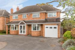Detached House For Sale Dorridge Solihull West Midlands B93