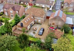 Detached House For Sale  North Frodingham East Riding of Yorkshire YO25