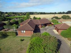 Detached Bungalow For Sale  Ipswich Suffolk IP6