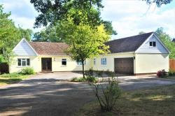 Detached Bungalow For Sale  Little Bealings Suffolk IP13