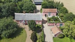 Detached House For Sale Laxfield Woodbridge Suffolk IP13