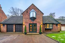 Detached House For Sale Castle Eden Hartlepool Durham TS27